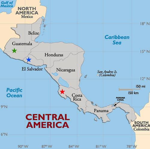 an overview of the history of belize an the central american nations Start studying central america learn vocabulary what part of belize is a savanna that gives way to which central american country has the highest amount of.